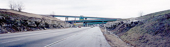 I-170 Pennsylvanian exposure